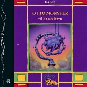 Otto monster vil ha søt hevn (lydbok) av Jon