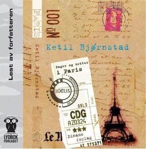 Dager og netter i Paris (lydbok) av Ketil Bjø