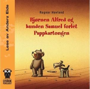 Bjørnen Alfred og Hunden Samue (lydbok) av Ra