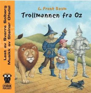 Trollmannen fra Oz (lydbok) av L. Frank Baum