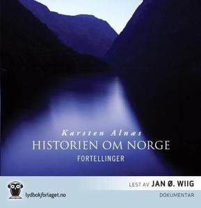 Historien om Norge (lydbok) av Karsten Alnæs