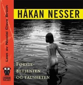 Førstebetjenten og tausheten (lydbok) av Håka