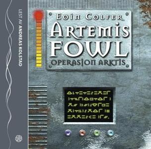 Artemis Fowl 2 (lydbok) av Eoin Colfer