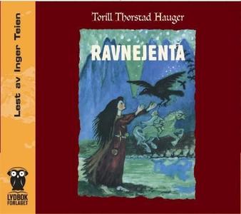 Ravnejenta (lydbok) av Torill Thorstad Hauger