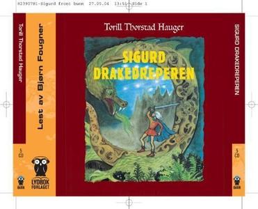 Sigurd drakedreperen (lydbok) av Torill Thors