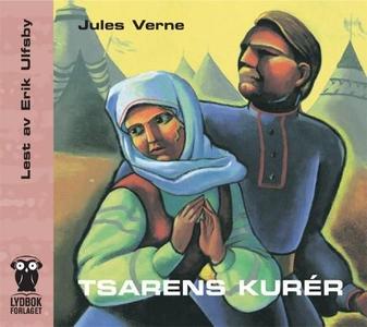Tsarens kurér (lydbok) av Jules Verne