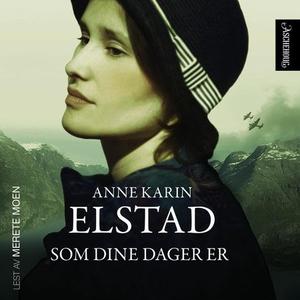 Som dine dager er (lydbok) av Anne Karin Elst