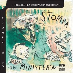 Stompa og ministeren (lydbok) av Anthony Buck