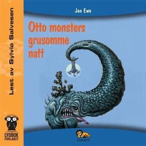 Otto monsters grusomme natt (lydbok) av Jon E