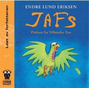 Jafs (lydbok) av Endre Lund Eriksen