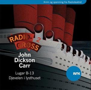Radiogrøss 2 (lydbok) av John Dickson Carr, N