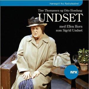 Undset (lydbok) av Tine Thomassen, Otto Homlu