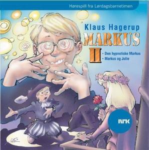 Markus II (lydbok) av Klaus Hagerup, NRK Radi