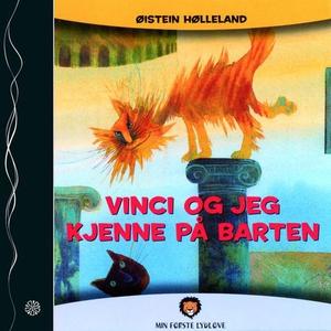 Vinci og jeg ; Kjenne på barten (lydbok) av Ø