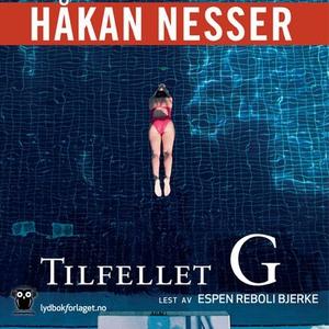 Tilfellet G (lydbok) av Håkan Nesser