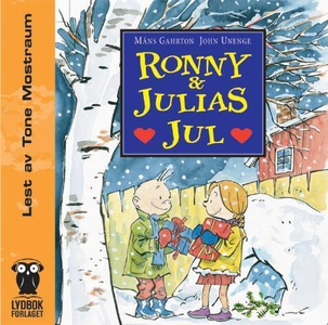 Ronny og Julias jul (lydbok) av Måns Gahrton
