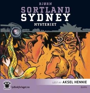 Sydney-mysteriet (lydbok) av Bjørn Sortland