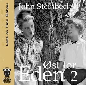 Øst for Eden 2 (lydbok) av John Steinbeck