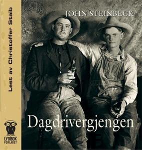 Dagdrivergjengen (lydbok) av John Steinbeck,
