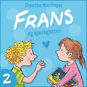 Frans og kjærligheten (lydbok) av Christine N