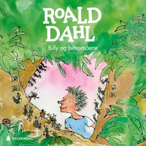 Bittesmåene (lydbok) av Roald Dahl