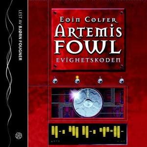 Artemis Fowl 3 (lydbok) av Eoin Colfer