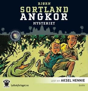 Angkor-mysteriet (lydbok) av Bjørn Sortland