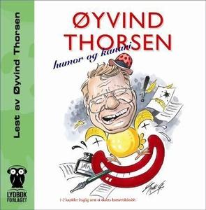 Humor og kanari (lydbok) av Øyvind Thorsen
