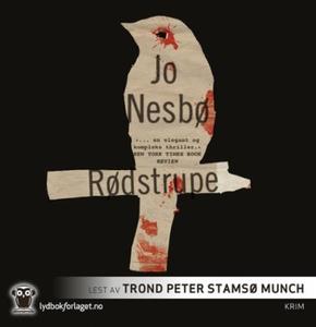 Rødstrupe (lydbok) av Jo Nesbø