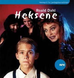 Heksene (lydbok) av Roald Dahl, NRK Radioteat