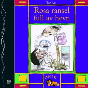 Rosa ransel full av hevn (lydbok) av Tor Aas