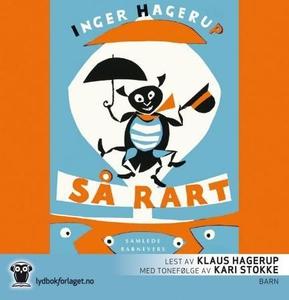 Så rart (lydbok) av Inger Hagerup, Kari Stokk