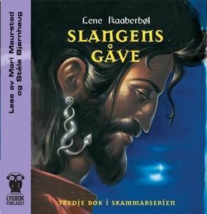 Slangens gåve (lydbok) av Lene Kaaberbøl
