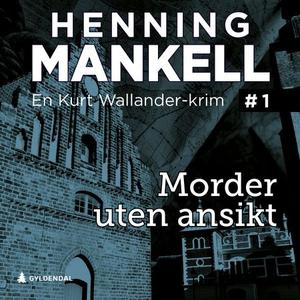 Morder uten ansikt (lydbok) av Henning Mankel