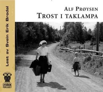 Trost i taklampa (lydbok) av Alf Prøysen