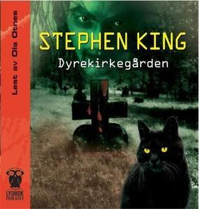 Dyrekirkegården (lydbok) av Stephen King