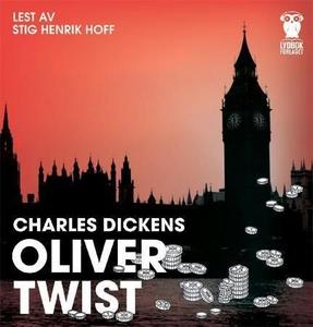 Oliver Twist (lydbok) av Charles Dickens