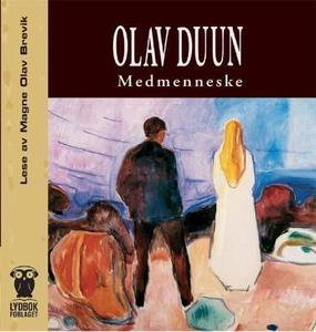 Medmenneske (lydbok) av Olav Duun