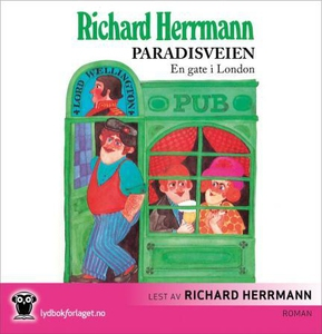 Paradisveien (lydbok) av Richard Herrmann