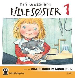 Lillesøster (lydbok) av Kari Grossmann