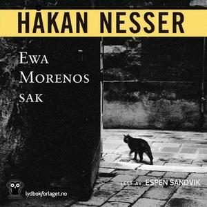Ewa Morenos sak (lydbok) av Håkan Nesser