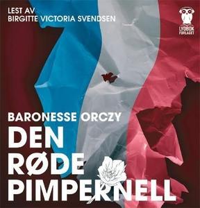 Den røde pimpernell (lydbok) av Emmuska Orczy