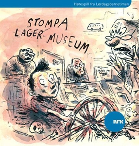 Stompa lager museum (lydbok) av Anthony Bucke