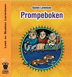 Prompeboken (lydbok) av Gustav Lorentzen