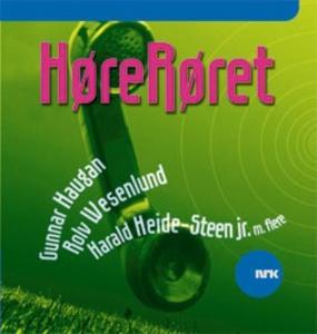 Hørerøret (lydbok) av Gunnar Haugan