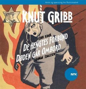 Knut Gribb ; Knut Gribb : døden går ombord (l