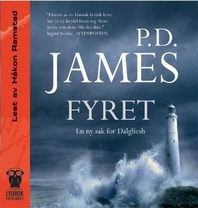 Fyret (lydbok) av P.D. James
