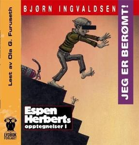Jeg er berømt! (lydbok) av Bjørn Ingvaldsen