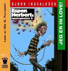 Jeg er in love! (lydbok) av Bjørn Ingvaldsen