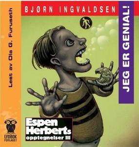 Jeg er genial! (lydbok) av Bjørn Ingvaldsen